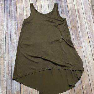 Eileen Fisher Long Tunic Tank Top